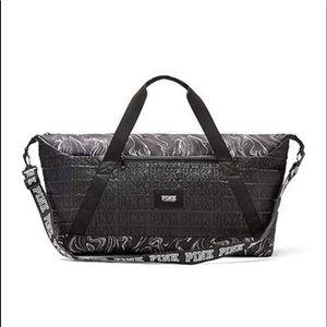 Victoria Secret Duffel Travel Gym Bag